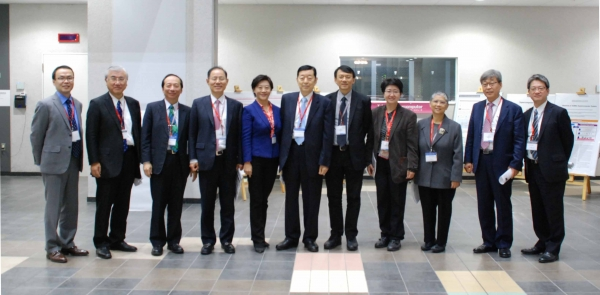 The council members of Asian Society of Gynecologic Oncology